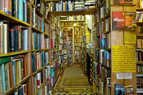 Edinburgh, blog, Scotland, books
