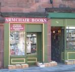 Edinburgh, books, Scotland, travel, best bookshops