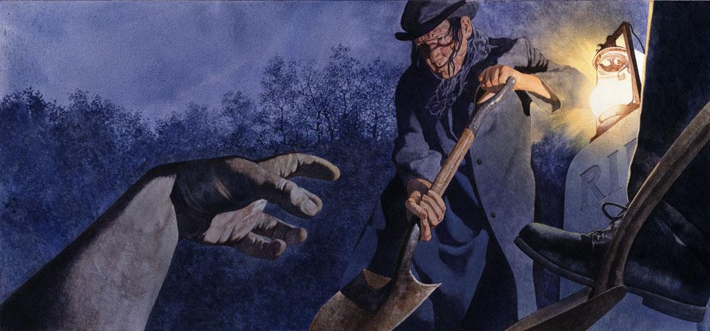 Image result for Grave robber