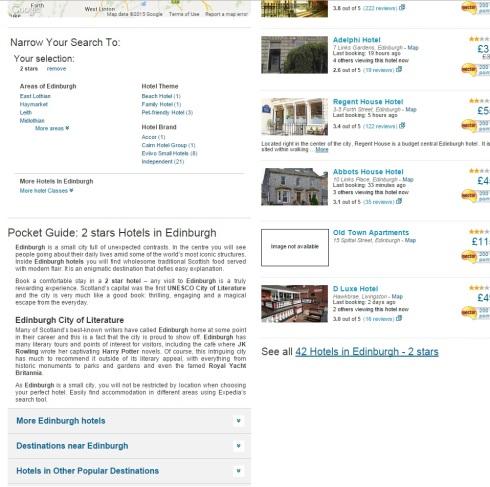 Edinburgh Pocket Guides